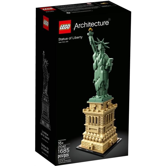 Lego 21042 Architecture Özgürlük Heykeli