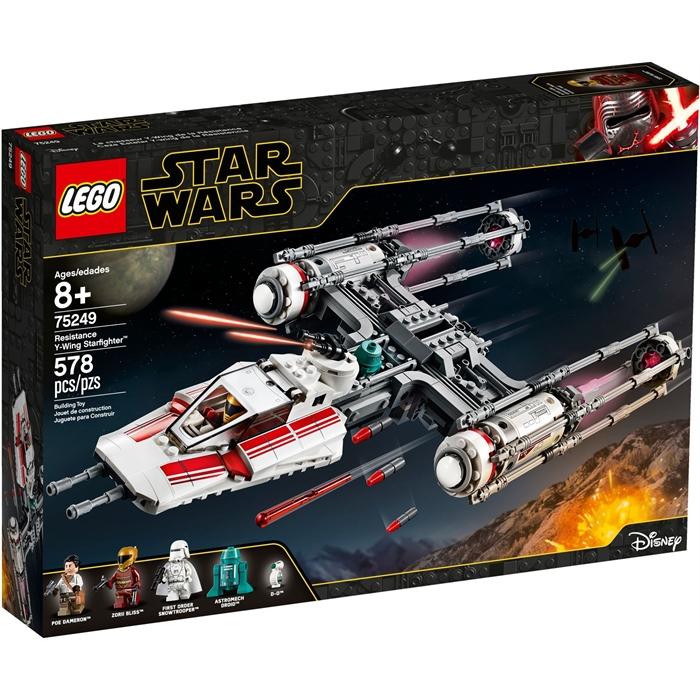 Lego Star Wars 75249 Y-Wing Starfighter