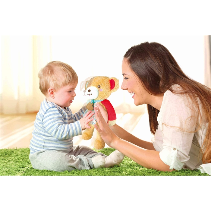 Clementoni Baby Aktiviteli Peluş Ayı