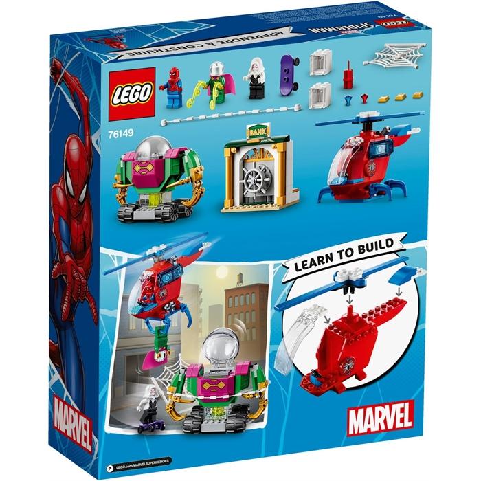Lego 76149 Marvel Spider-Man Mysterio Tehlikesi