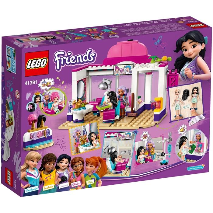 Lego 41391 Friends Heartlake City Kuaförü