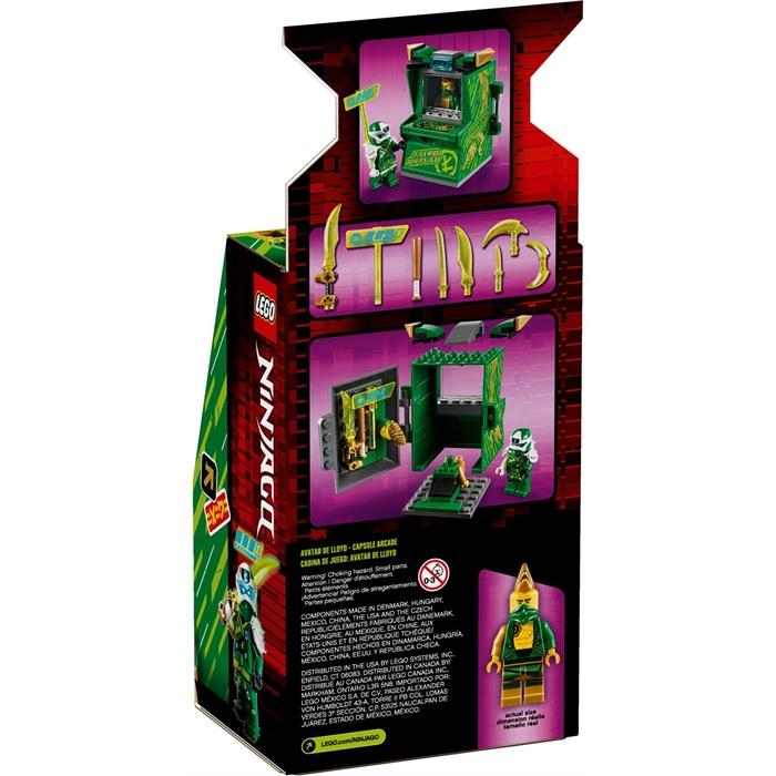 Lego 71716 Ninjago Lloyd Avatar - Atari Kapsülü