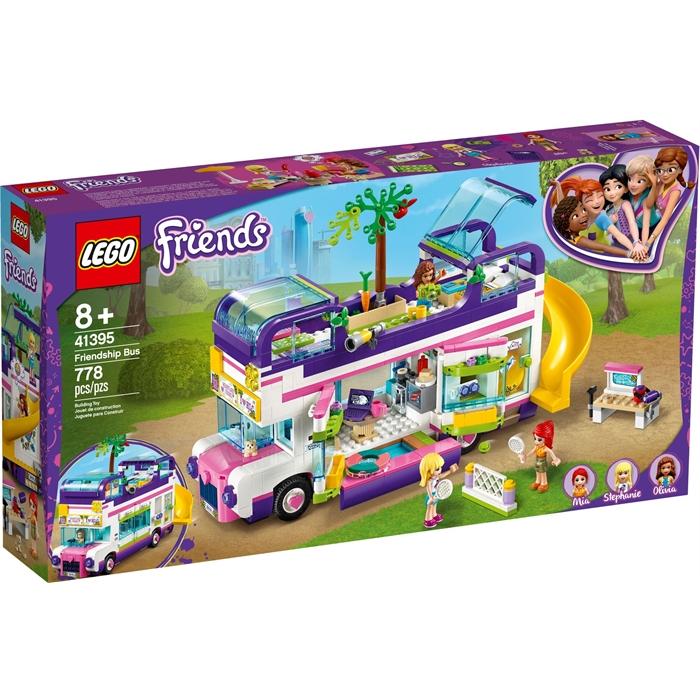 Lego 41395 Friends Arkadaşlık Otobüsü