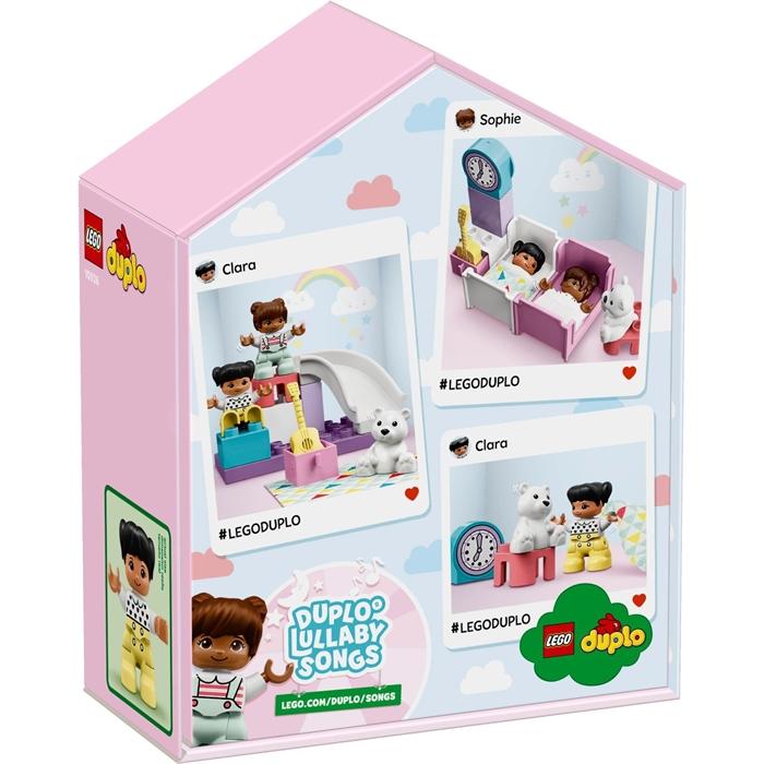 Lego Duplo 10926 Kasaba Yatak Odası