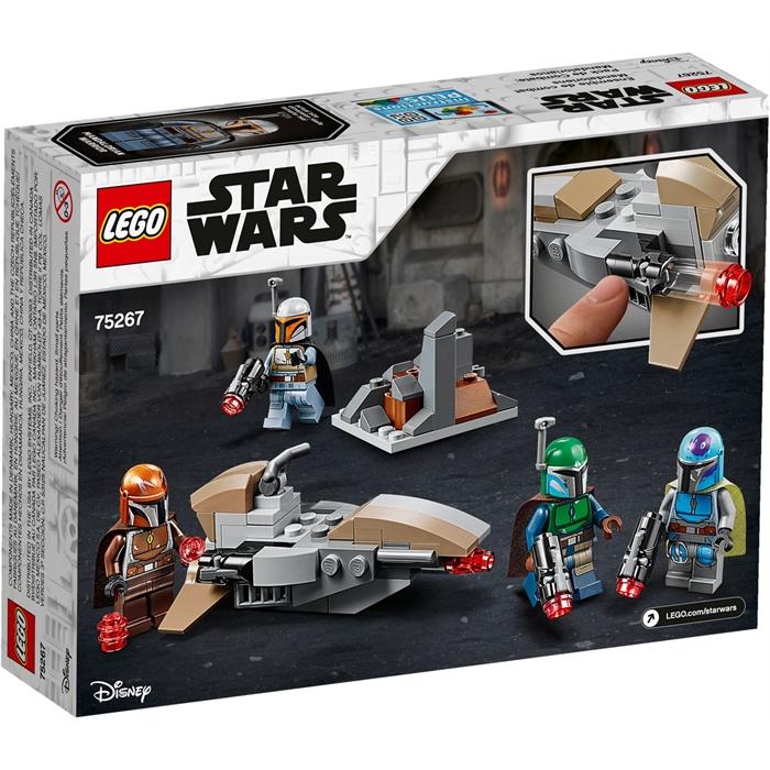 Lego Star Wars 75267 Mandalorian Savaş Paketi