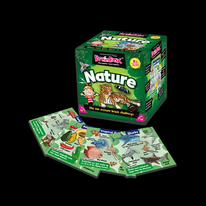 BrainBox Doğa (Nature) (İngilizce)