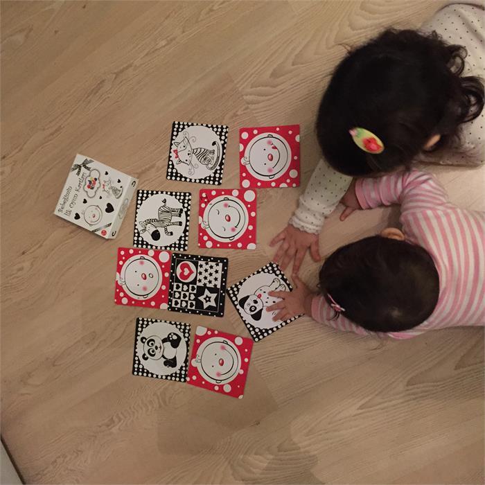 Edukids Bebeğimin İlk Oyun Kartları