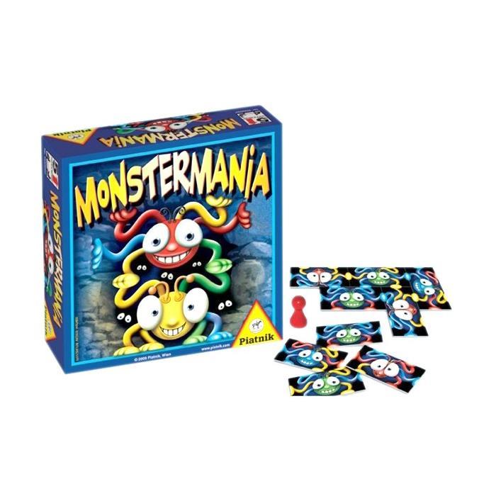 Piatnik Çılgın Canavarlar (Monstermania)