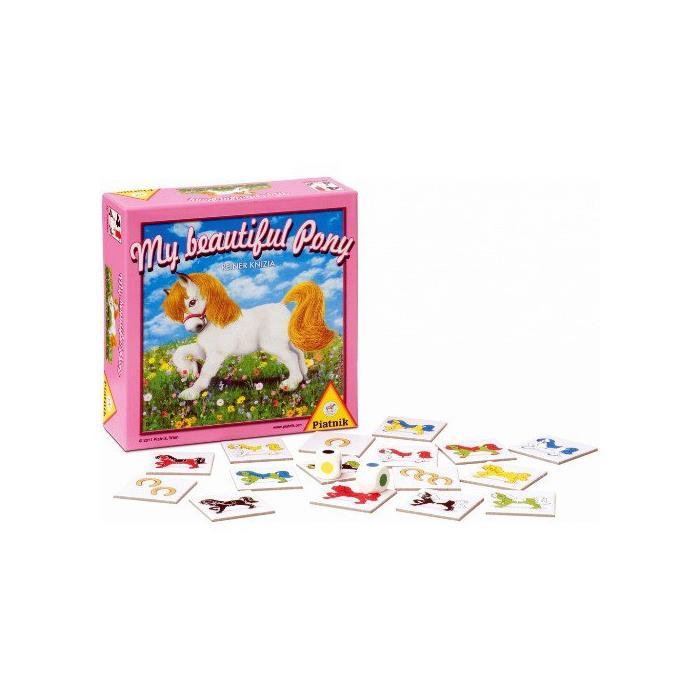 Piatnik Benim Güzel Midillim (My Beatiful Pony)