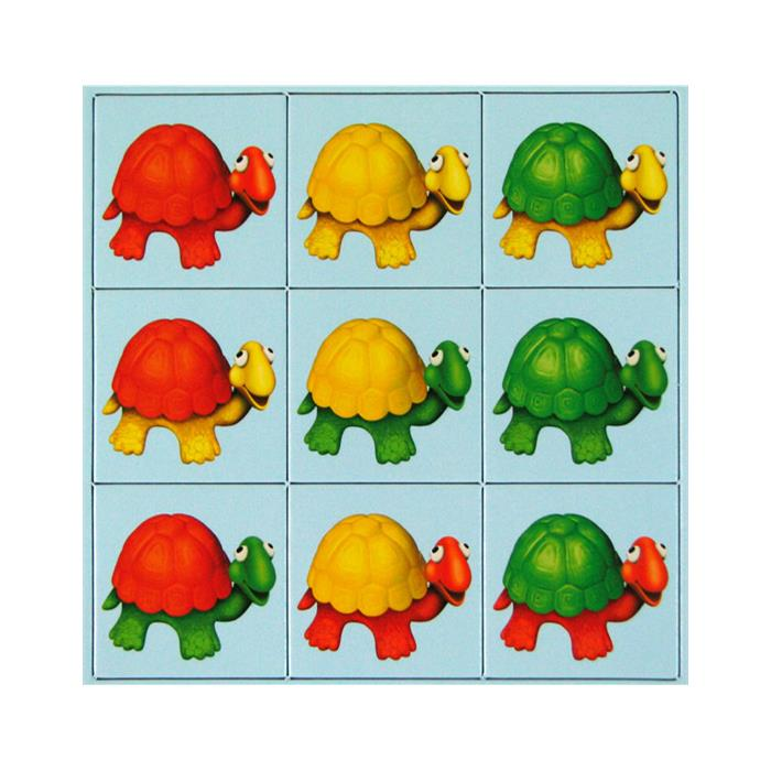 Piatnik Renkli Kaplumbağalar (Otti Panzerotti)