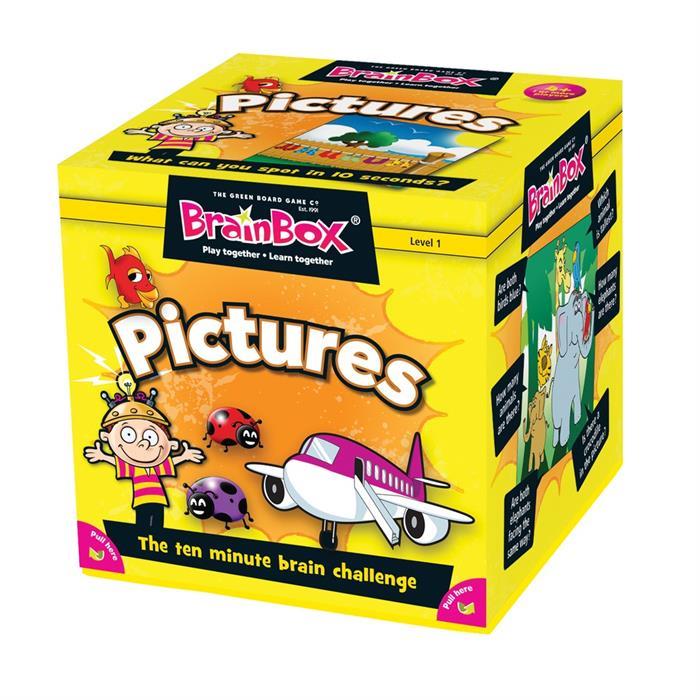 BrainBox İlk Resimlerim (My First Pictures) (İngilizce)