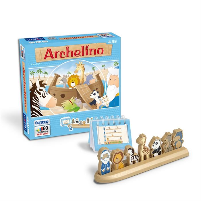 Huch! and friends Nuh'un Gemisi (Archelino)
