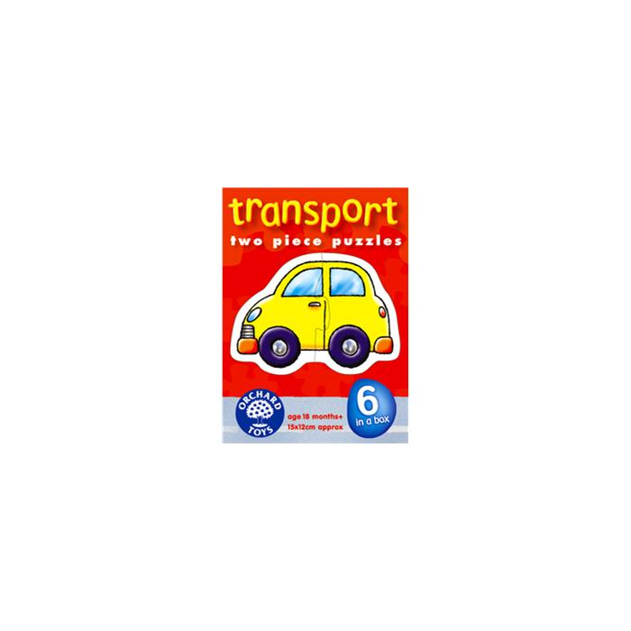 Orchard Ulaşım Araçları (Transport)