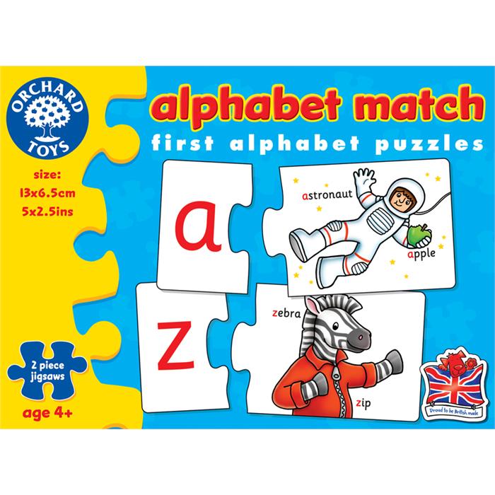 Orchard Alfabe Eşleştirme (Alphabet Match)