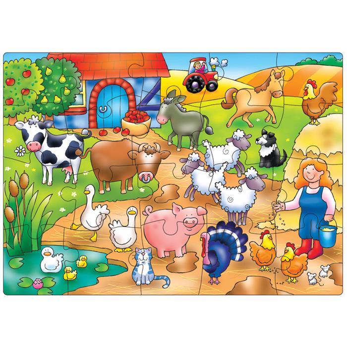 Orchard Çiftlikte Kimler Var? (Who's On The Farm?)
