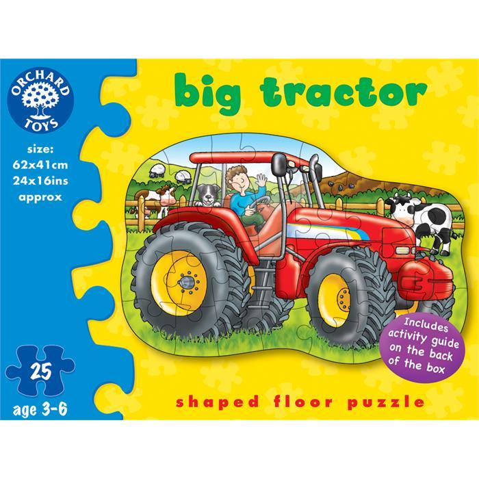 Orchard Büyük Traktör (Big Tractor)
