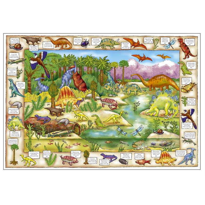 Orchard Dinozor Dünyası (Dinosour Discovery)