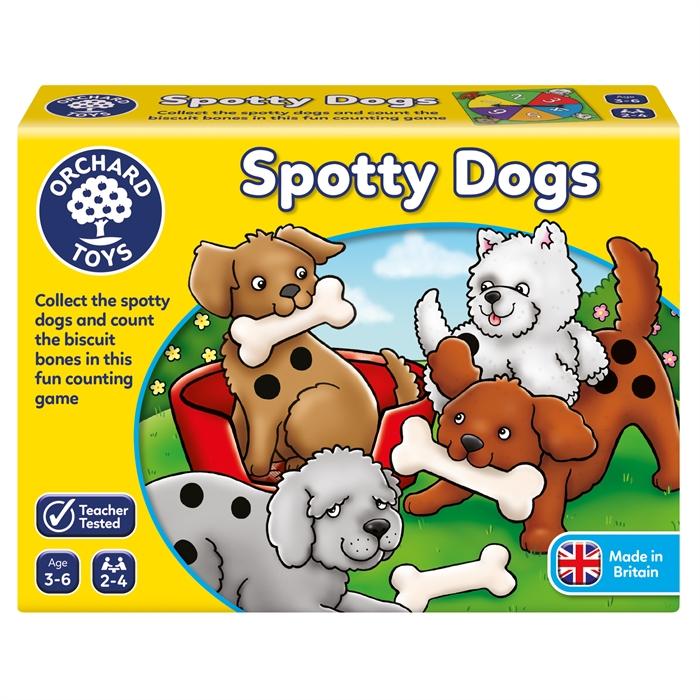 Orchard Benekli Köpekler (Spotty Dogs)