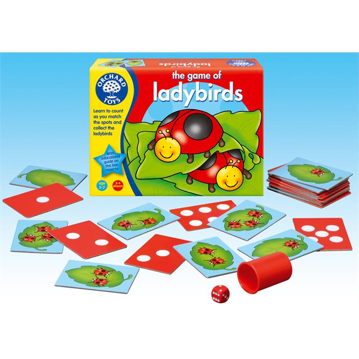 Orchard The Game Of Ladybirds