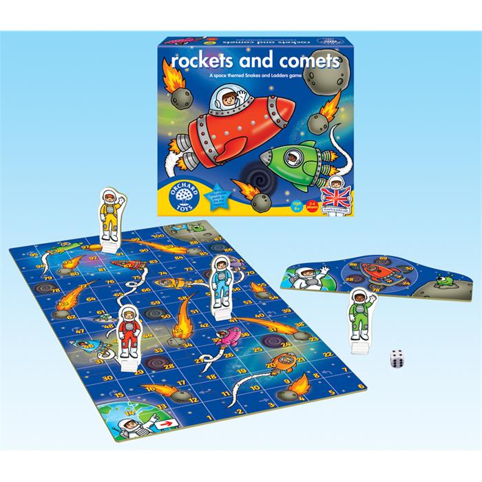 Orchard Roketler ve Kuyrukluyıldızlar (Rockets and Comets)