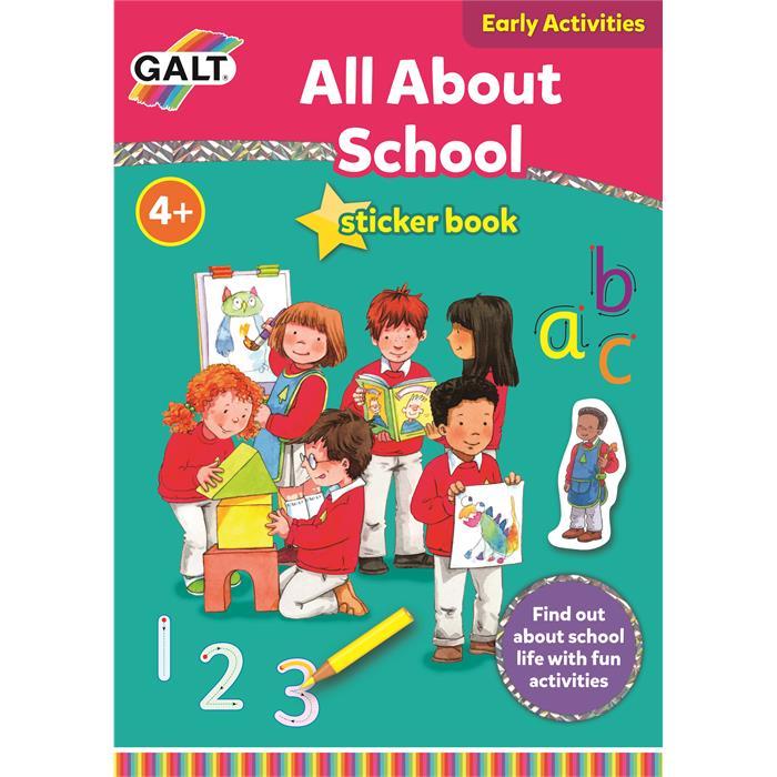 Galt All About School