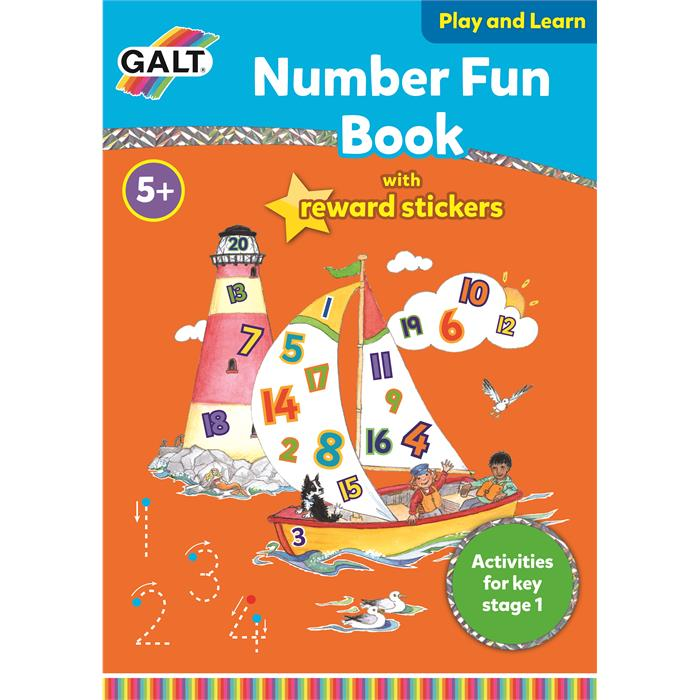 Galt Number Fun