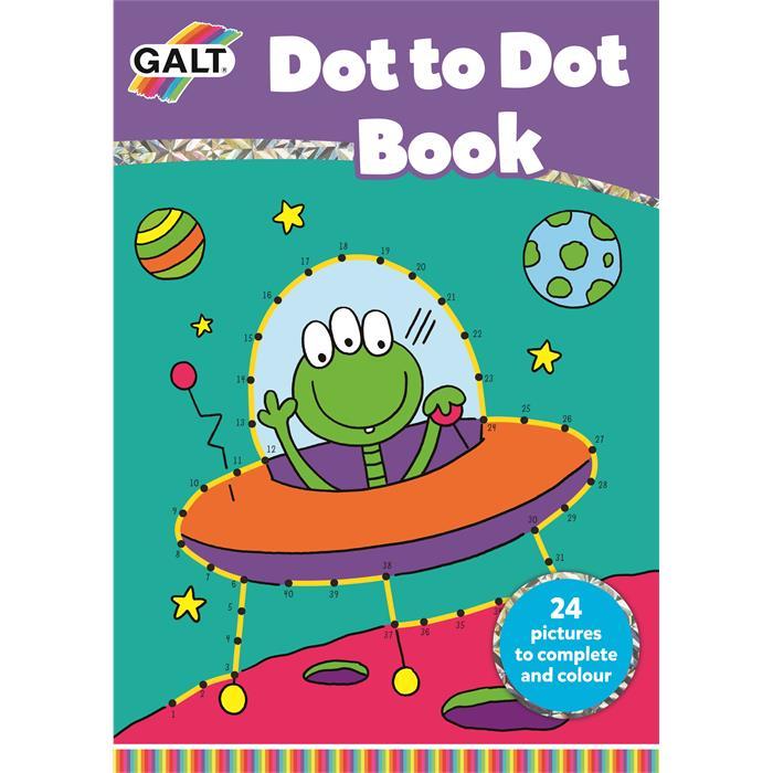 Galt Dot to Dot Book