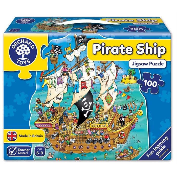 Orchard Korsan Gemisi (Pirate Ship)