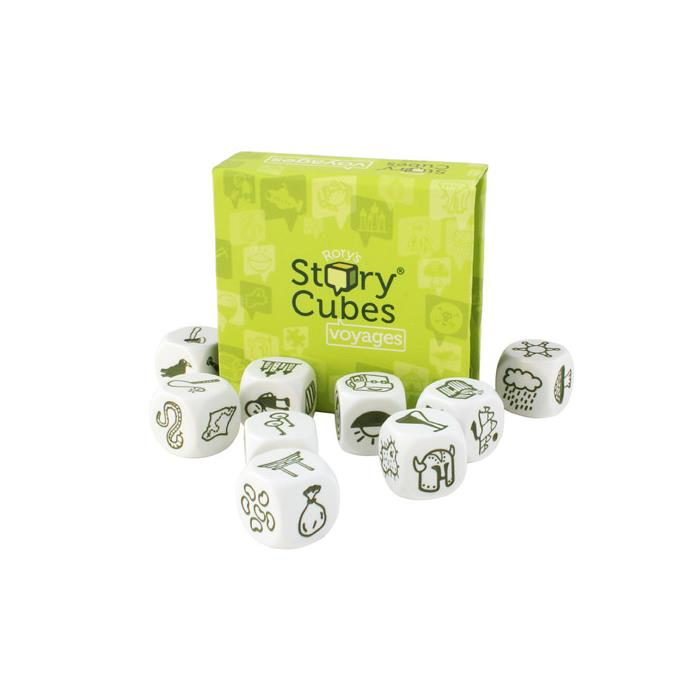 Rory'nin Hikaye Küpleri - Yolculukta (Rory's Story Cubes - Voyages)