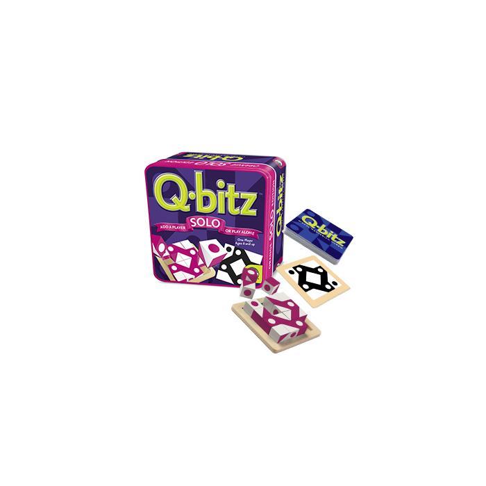 Mindware Q-Bitz Solo Magenta