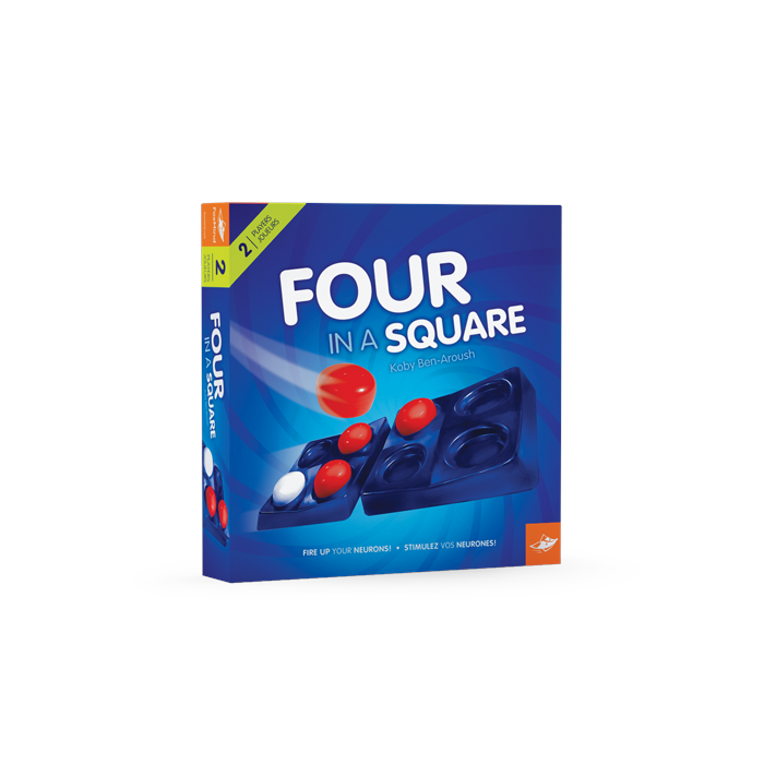 Foxmind Four In A Square