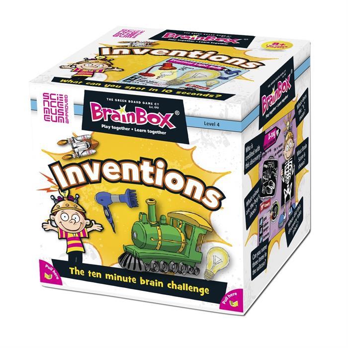 BrainBox İcatlar (Inventions) (İngilizce)