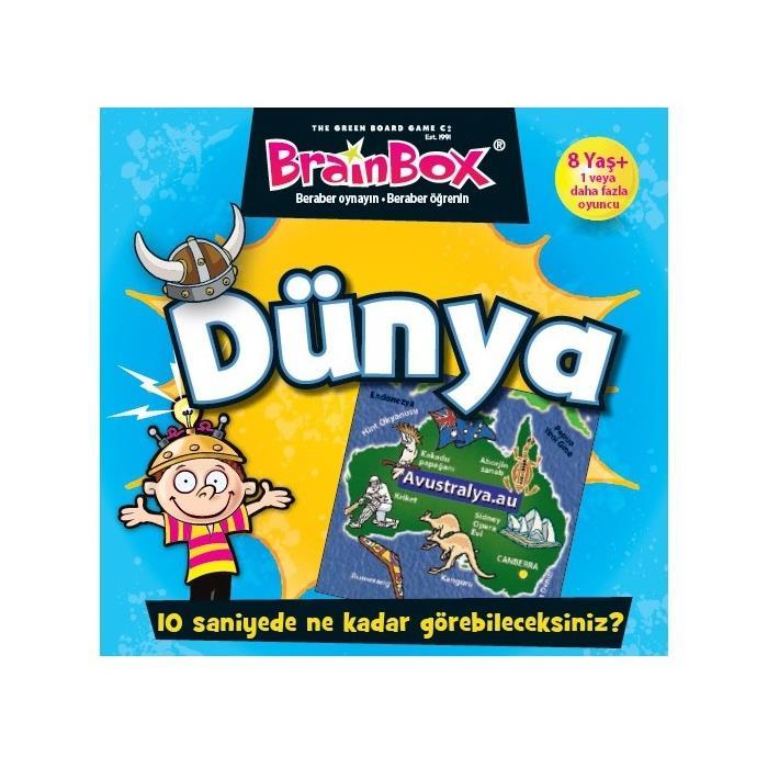BrainBox Dünya (Türkçe)