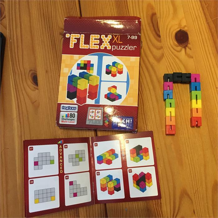 Huch! and friends Esnek Bulmaca XL (Flex Puzzler XL)