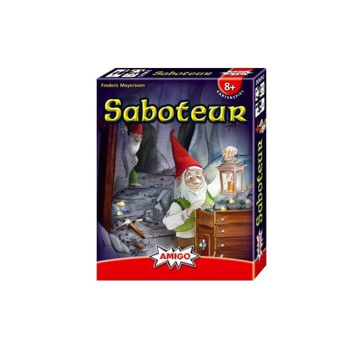 Amigo Sabotajcı (Saboteur)