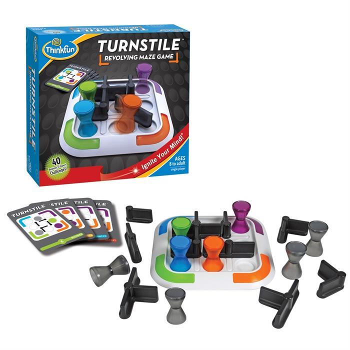ThinkFun Turnike (Turnstile)