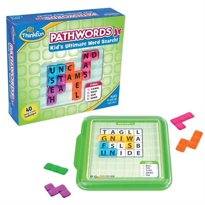 ThinkFun Kelime Avı - Küçük Yaş (PathWords Jr.)
