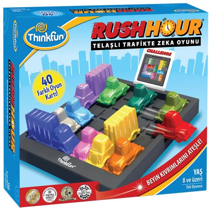 ThinkFun Trafik (Rush Hour)