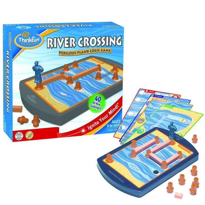 ThinkFun Nehirden Geçiş (River Crossing)
