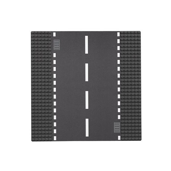 Lego City Straight and Crossroad