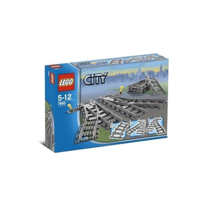 Lego City Switch Tracks