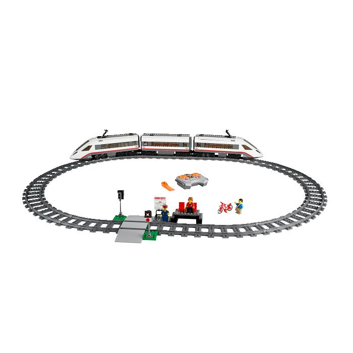 Lego City High Speed Passenger Train