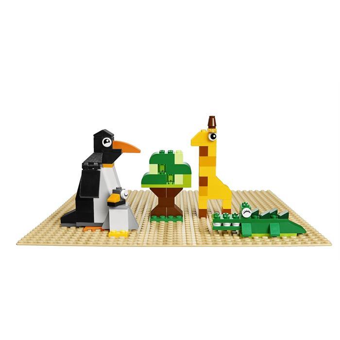 Lego Sand Baseplate
