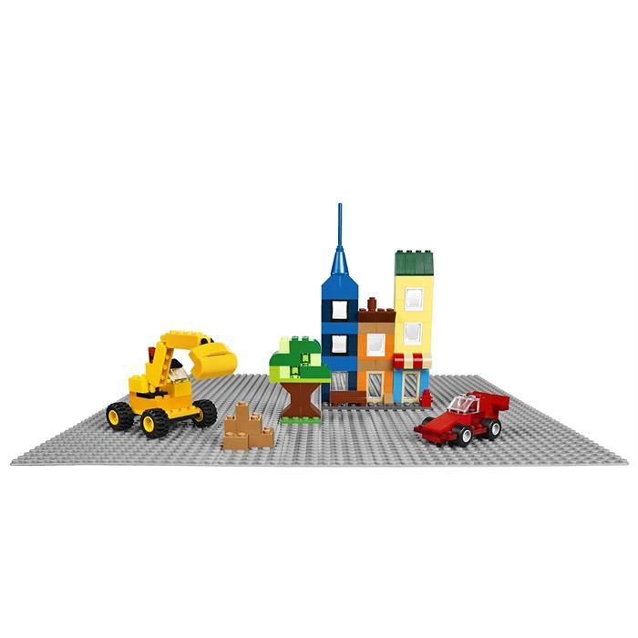 Lego Classic Gri Zemin 10701 (Gray Baseplate)