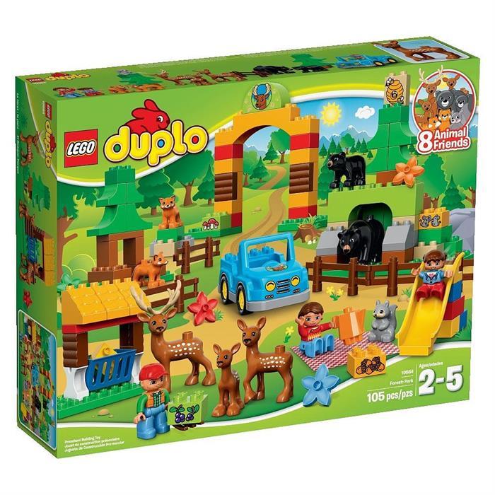 Lego Duplo Forest Park
