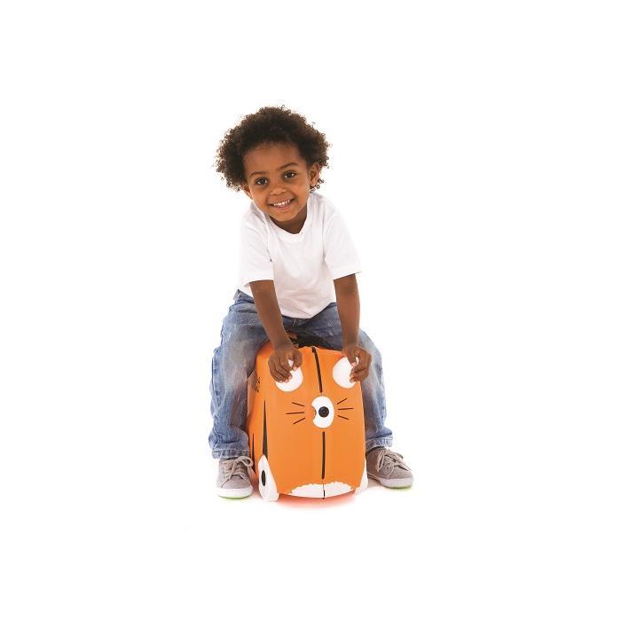 Trunki Çocuk Bavulu - Kaplan Tipu