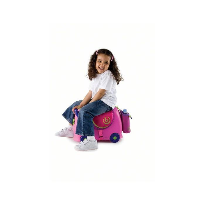 Trunki Çanta & Bavul Heybesi - Pembe