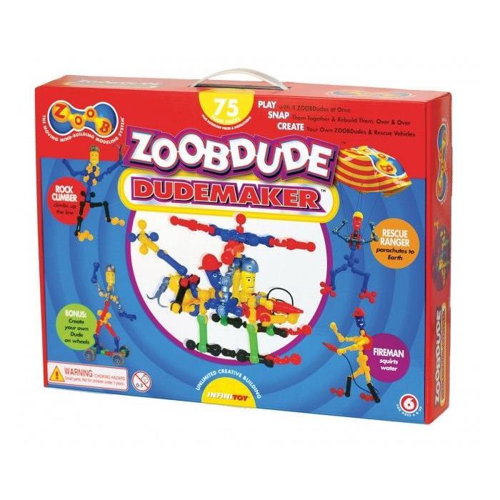 Zoob Dude DudeMaker Kit