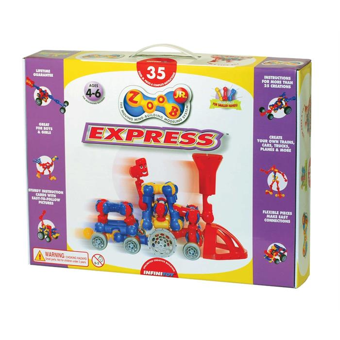 Zoob Jr. Express Train