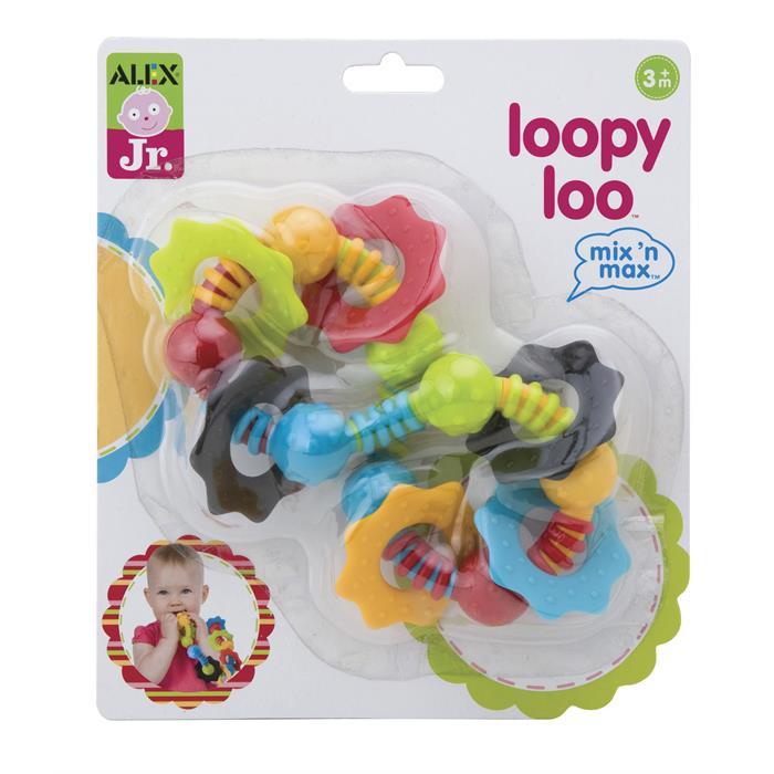 Alex Loopy Loo Diş Kaşıyıcı